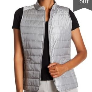 🍃LAFAYETTE 148 NEW YORK QUILTED VEST
